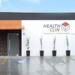 fachada healthclin consultório compartilhado